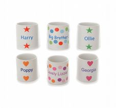 PERSONALISED SPOTS OR STARS MUG (1)
